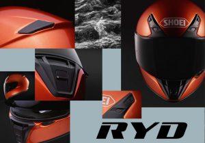 Il nuovo RYD – Puro SHOEI da Strada