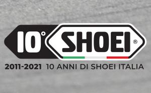 Shoei Italia compie 10 anni!